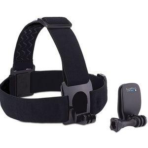 GoPro Head strap & quick clip MOUNT